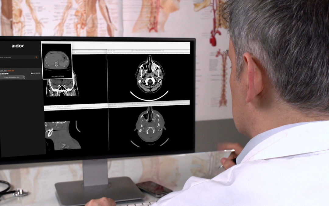 Transforming patient care with Always-on AI for medical imaging