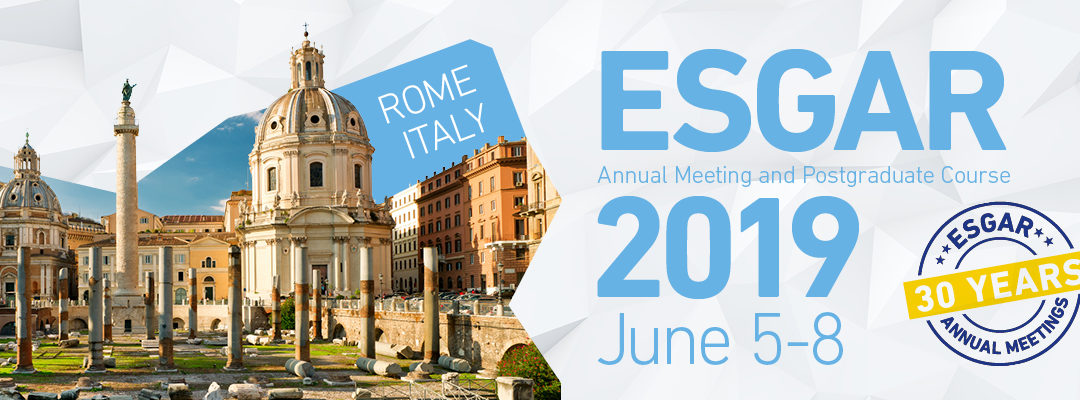 Artificial intelligence in abdominal imaging at the 30th annual meeting of ESGAR 2019 in Rome, Italy