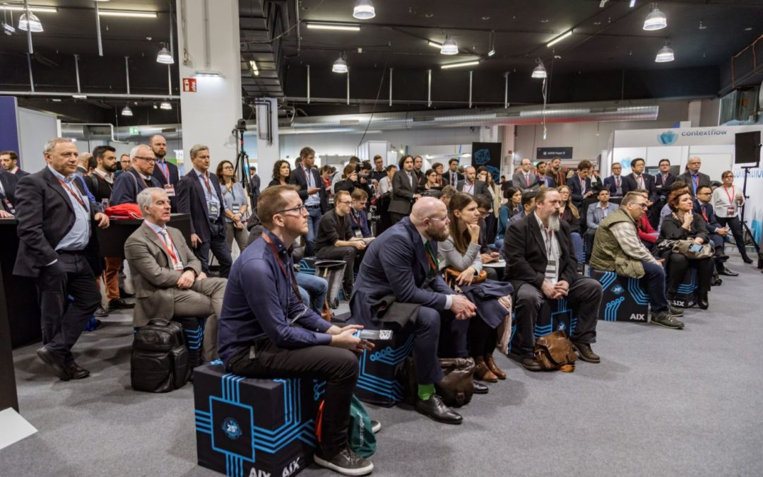 "Leaders and innovators meet at second edition of ""AIX"" at ECR 2020"